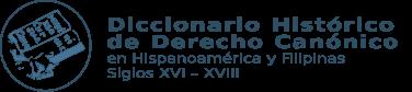 Diccionario Histórico de Derecho Canónico Logo