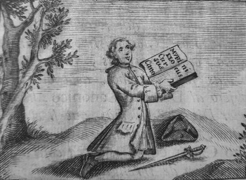 Image from Pedro Murillo Velarde Cursus Iuris Canonici